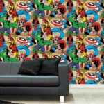 70-467 - MAVREL COMICS SUPERHEROES ROOM SET 1
